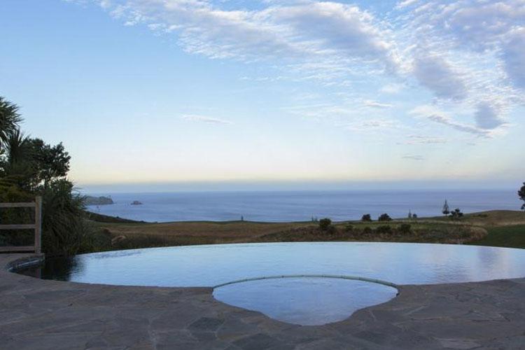 Pool - The Lodge at Kauri Cliffs - Matauri Bay