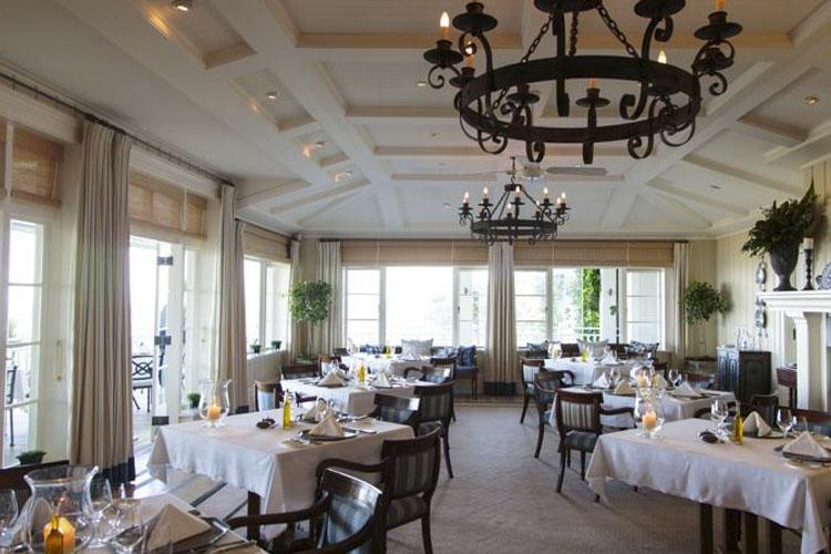 Dining Room - The Lodge at Kauri Cliffs - Matauri Bay