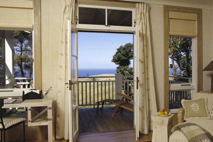 Double Room - The Lodge at Kauri Cliffs - Matauri Bay
