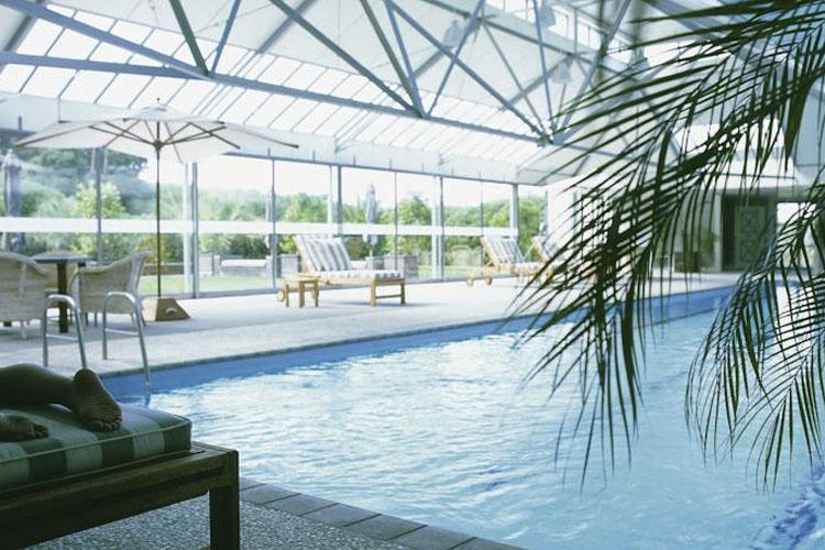Pool - Wharekauhau Country Estate - Wairarapa