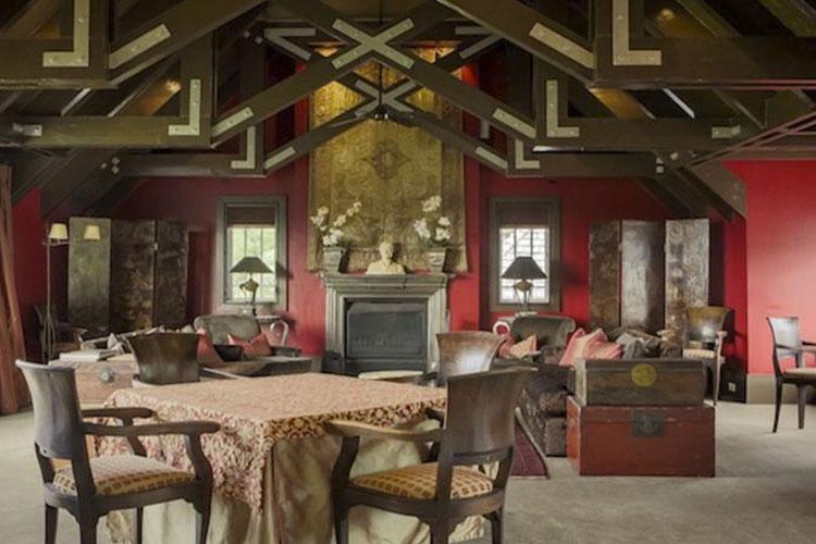 Lounge - Wharekauhau Country Estate - Wairarapa