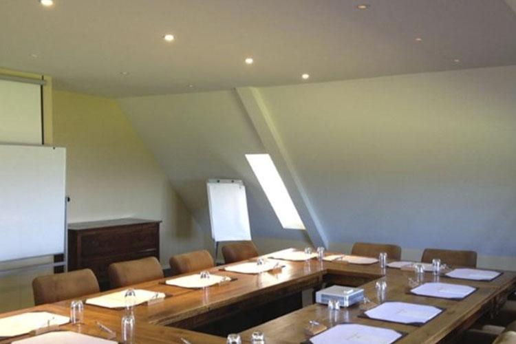 Business Room - Wharekauhau Country Estate - Wairarapa