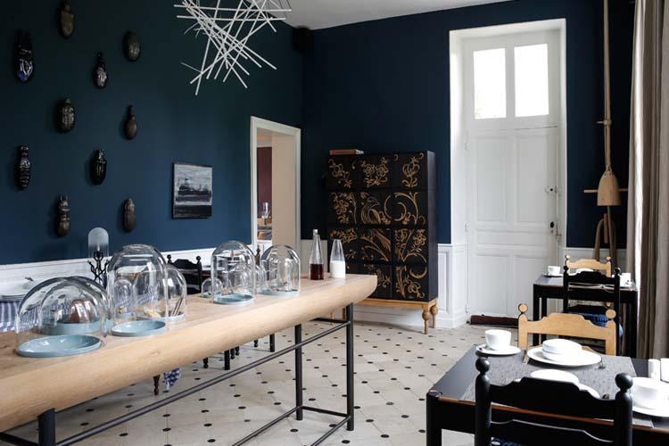 Chateau de la resle a boutique hotel in burgundy for Hotel design yonne