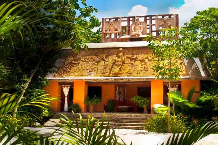 Boutique hotel quinta chanabnal ein boutiquehotel in palenque for Was ist ein boutique hotel