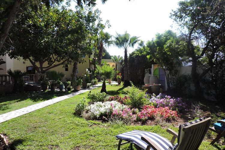 Garden - Villa Quieta - Essaouira