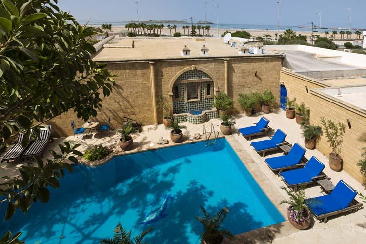Pool - Villa Quieta - Essaouira