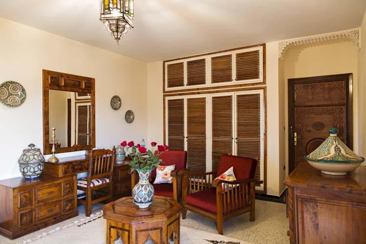 Superior Standard Room - Villa Quieta - Essaouira