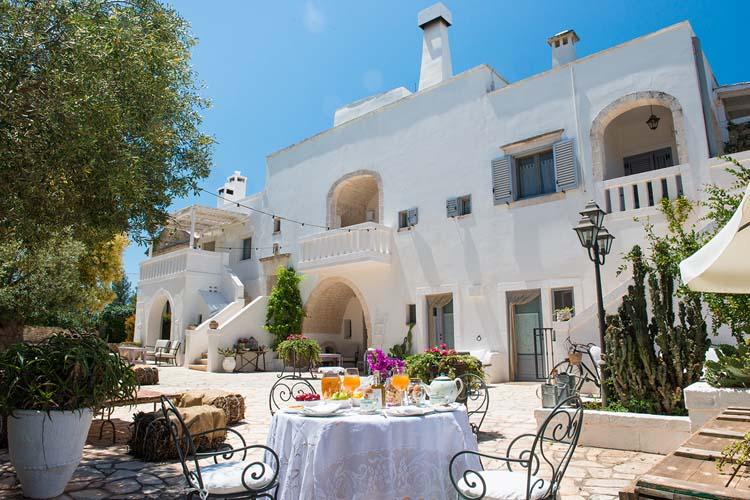 Masseria salinola ein boutiquehotel in ostuni for Small great hotels