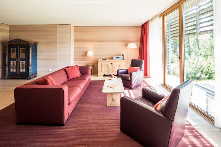 Vigilius mountain resort ein boutiquehotel in trentino for Sudtirol boutique hotel