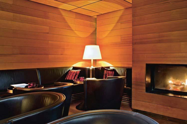 Cigar Lounge - Greulich Design & Lifestyle Hotel - Zürich