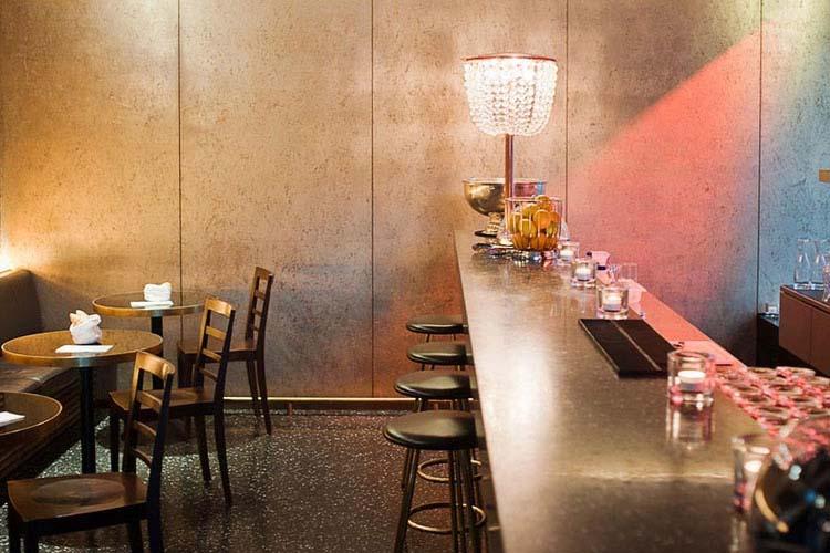 Bar - Greulich Design & Lifestyle Hotel - Zürich
