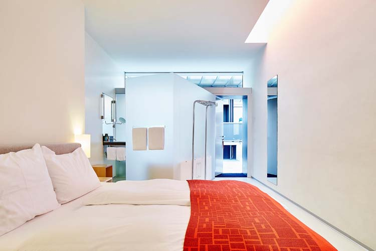 Design Double Room - Greulich Design & Lifestyle Hotel - Zürich