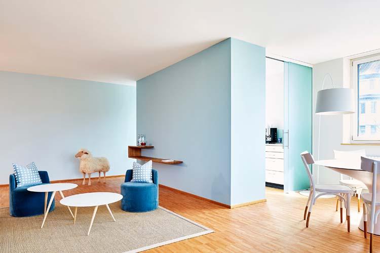 Living Design Loft - Greulich Design & Lifestyle Hotel - Zürich