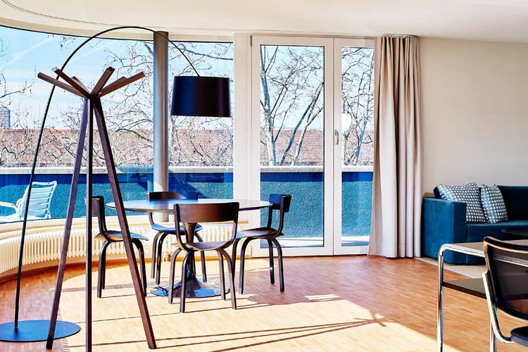 Living Penthouse Loft - Greulich Design & Lifestyle Hotel - Zürich