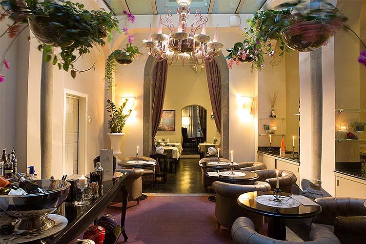Lounge - Firenze Number Nine Wellness Hotel - Florenz