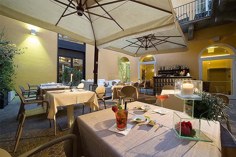 Terrace - Firenze Number Nine Wellness Hotel - Florenz