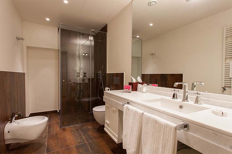Premium Room - Firenze Number Nine Wellness Hotel - Florenz