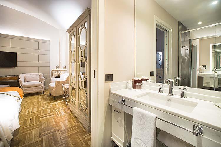 Deluxe Room - Firenze Number Nine Wellness Hotel - Florenz