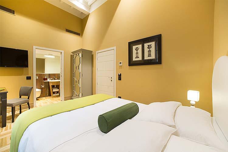 Classic Room - Firenze Number Nine Wellness Hotel - Florenz
