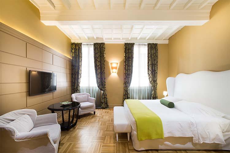 Junior Suite - Firenze Number Nine Wellness Hotel - Florenz