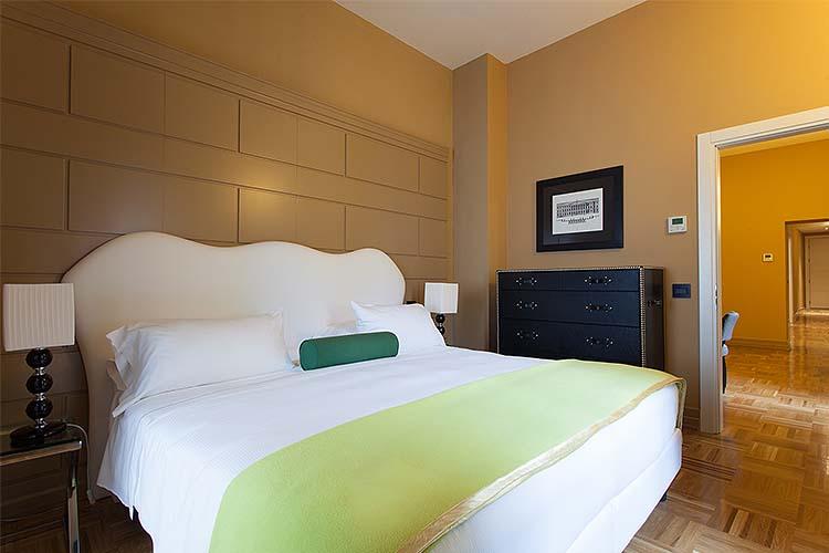 Suite - Firenze Number Nine Wellness Hotel - Florenz
