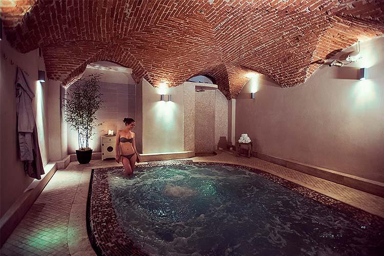 Spa & Fitness - Firenze Number Nine Wellness Hotel - Florenz