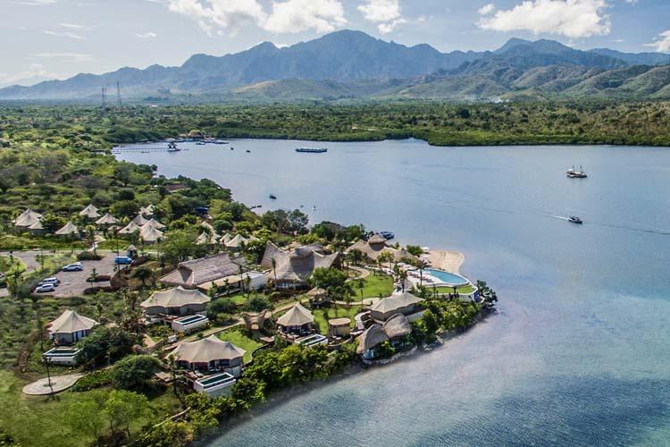 General View - Menjangan Dynasty Resort - Pejarakan