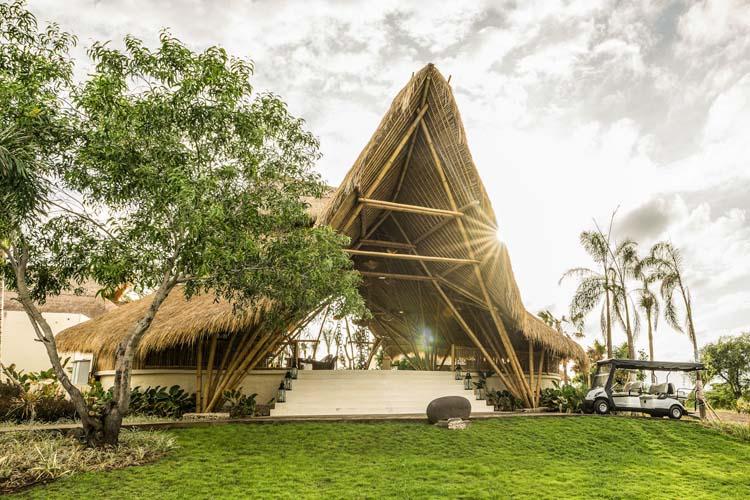 The Lobby - Menjangan Dynasty Resort - Pejarakan