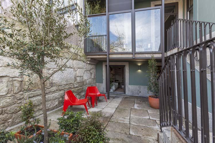 Duplex Patio  Apartment - Casa do Conto - Oporto