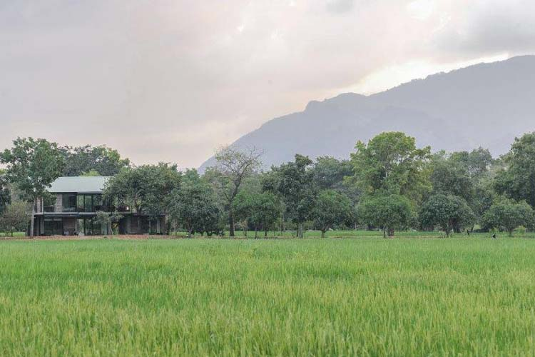 General View - Kalundewa Retreat - Dambulla