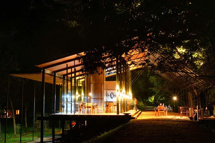 Restaurant - Kalundewa Retreat - Dambulla
