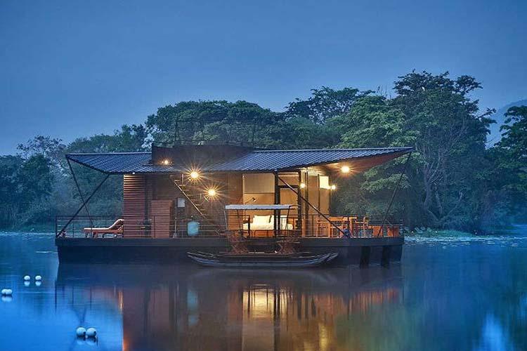 Nil Manel Floating Villa - Kalundewa Retreat - Dambulla