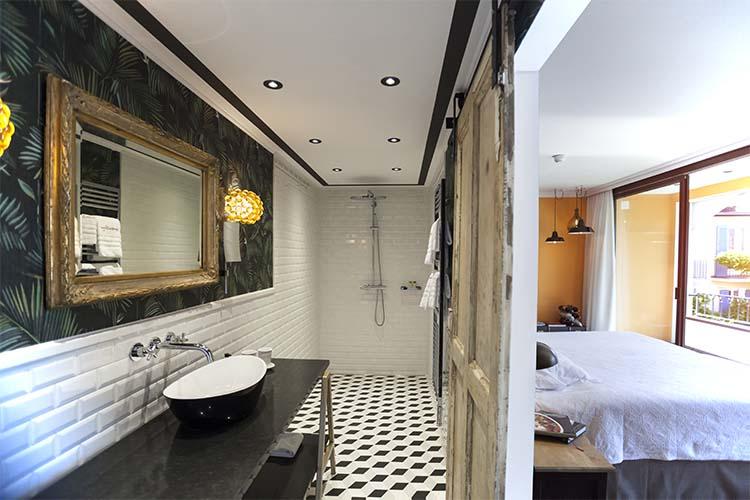 Art hotel riposo a boutique hotel in ascona for Design hotel tessin