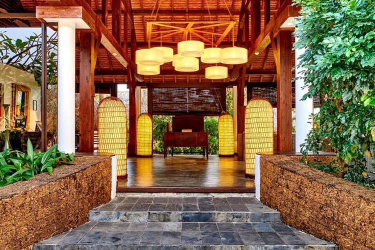 Entrance - Chen Sea Resort & Spa Phu Quoc - Phu Quoc Island