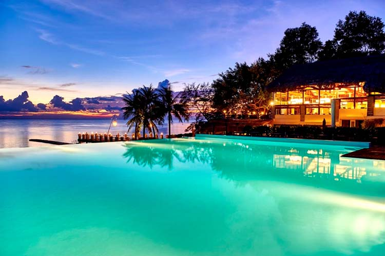Pool - Chen Sea Resort & Spa Phu Quoc - Phu Quoc Island