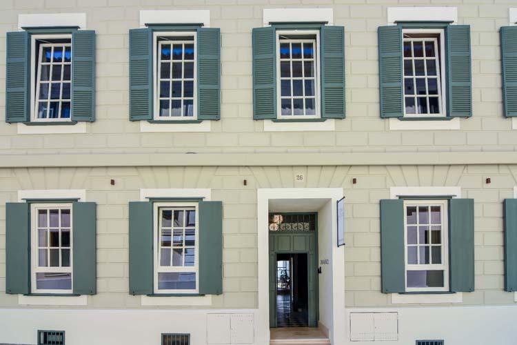 Facade - Casa Ládico - Mahón