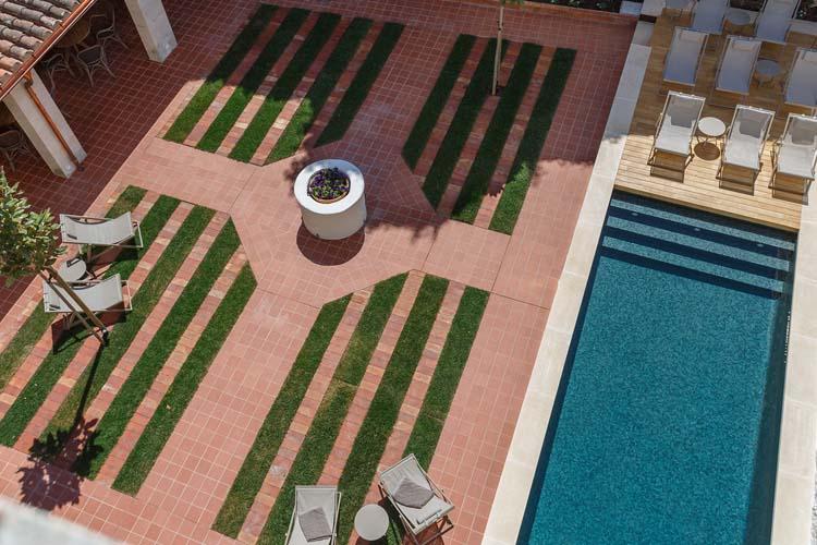 Courtyard - Casa Ládico - Mahón