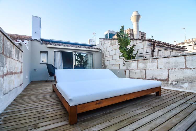 Room Cozy with terrace - Casa Ládico - Mahón