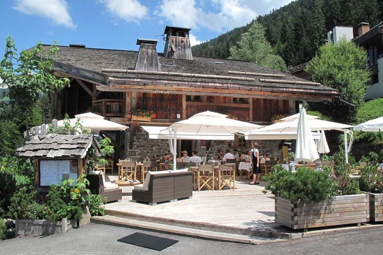 Les servages d 39 armelle h tel boutique les carroz d 39 araches for Small great hotels