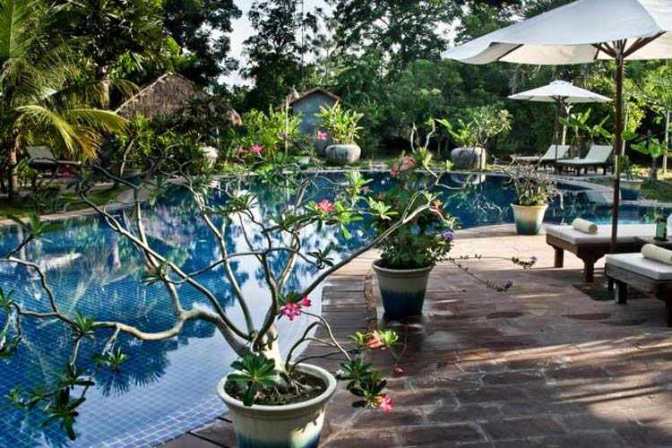 Pool - Battambang Resort - Battambang
