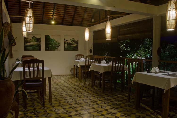 Dining room - Battambang Resort - Battambang