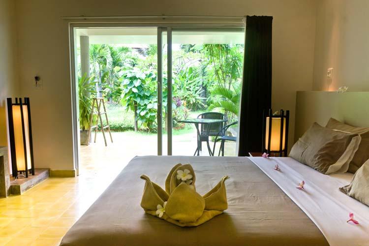 Garden Room - Battambang Resort - Battambang