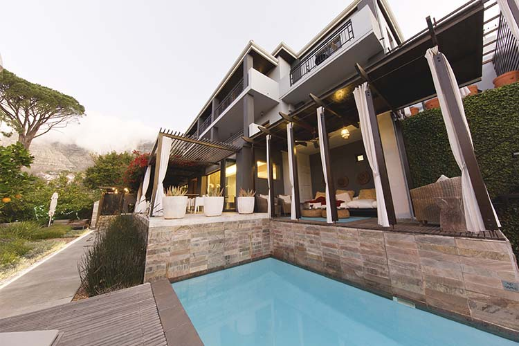 Pool - Kensington Place - Cape Town