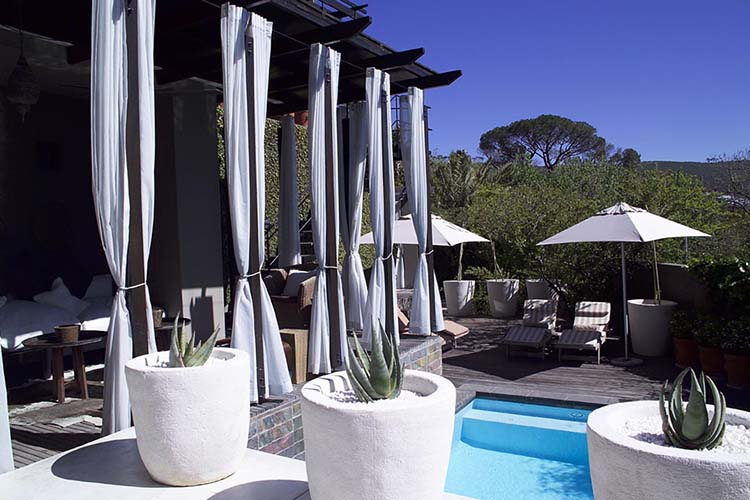 Pool Terrace - Kensington Place - Cape Town