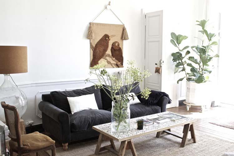 Living room - Camellas Lloret - Montréal