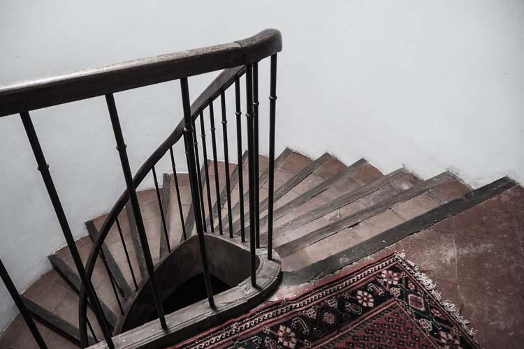 Staircase - Camellas Lloret - Montréal