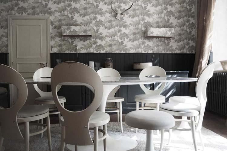 Dining room - Camellas Lloret - Montréal