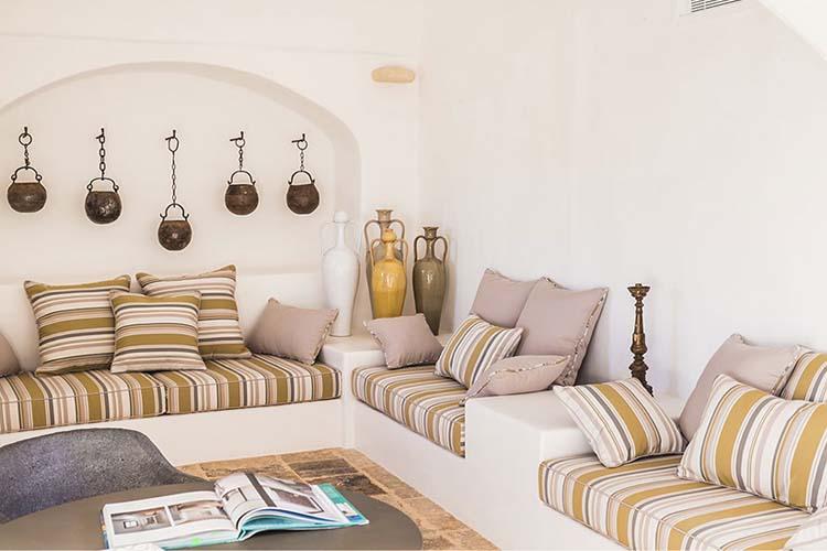 Living Room - Borgo Canonica - Cisternino