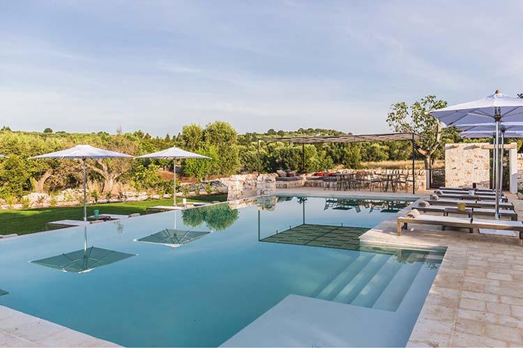 Pool - Borgo Canonica - Cisternino