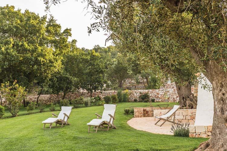 Garden - Borgo Canonica - Cisternino